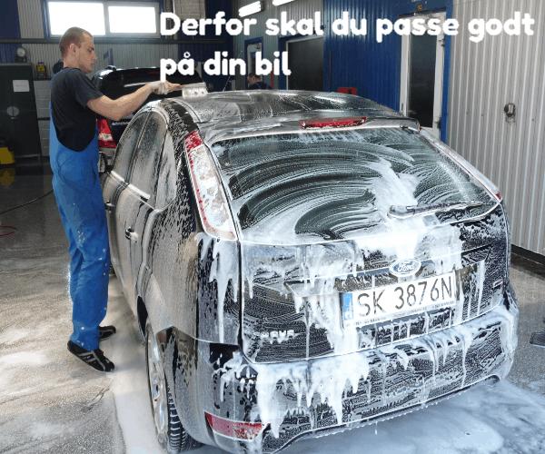 Derfor skal du passe godt på din bil