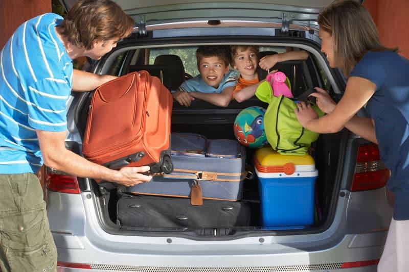 Køb en praktisk bil med masser af bagageplads